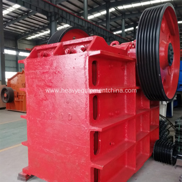 Jaw Crusher Machine Stone Crushing Equipment For Sale